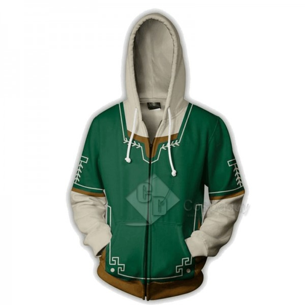 The Legend of Zelda Series 3D Printed Hoodie Sweat...