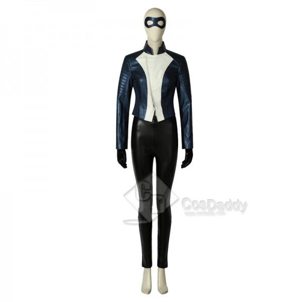 The Flash Season 5 Iris West Cosplay Costume