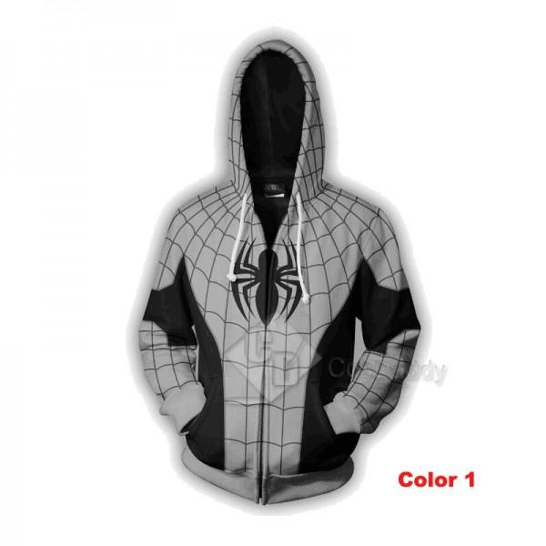Spider-Man Peter Benjamin Parker 3D Printed Hoodie
