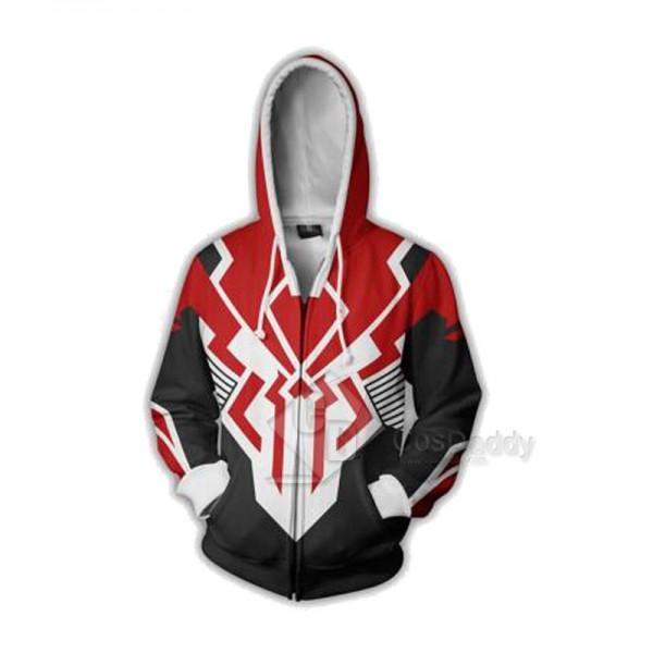 Spider-Man Peter Benjamin Parker 3D Printed Hoodie Sweatshirt