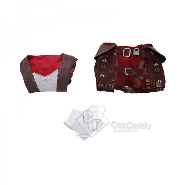 SINoALICE Red Riding Hood Cape Cosplay Costume