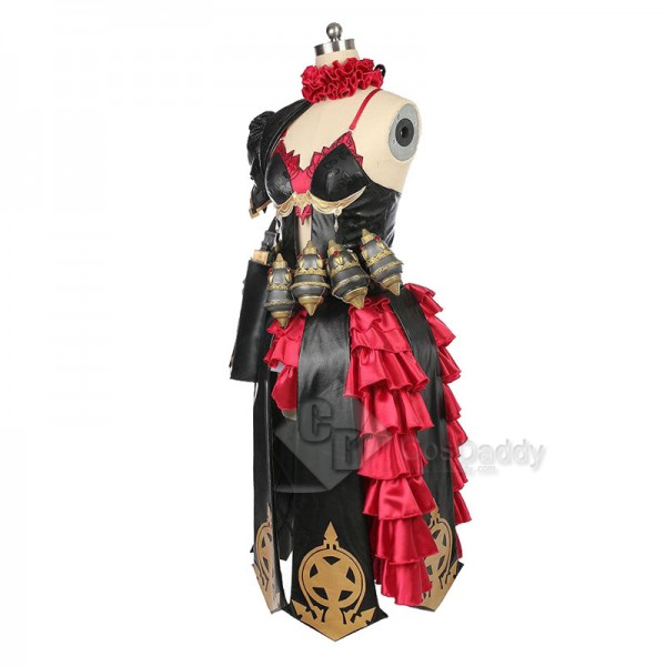 SINoALICE Cinderella Dress For Girls Cosplay Costume