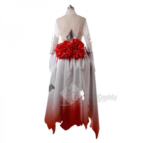 SINoALICE Snow White Dress Cosplay Costume