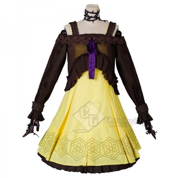 SINoALICE Briar Rose Sleeping Beauty Dress Cosplay Costume