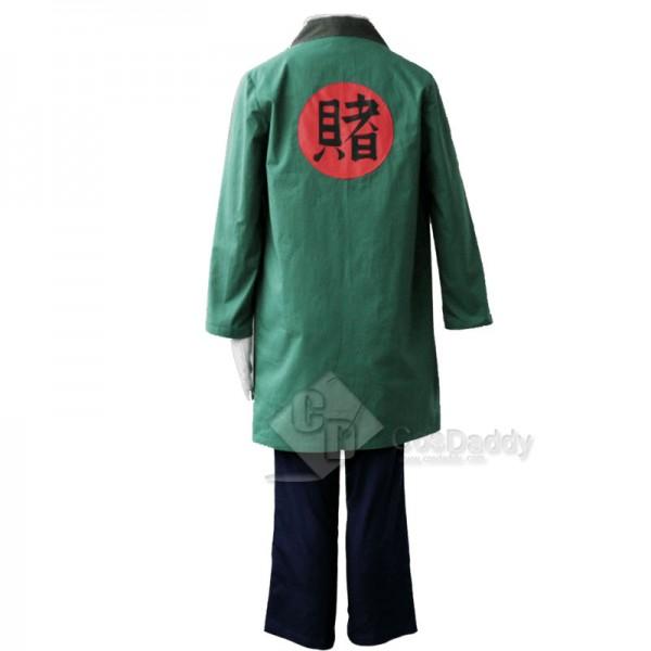 NARUTO Tsunade Cosplay Costume