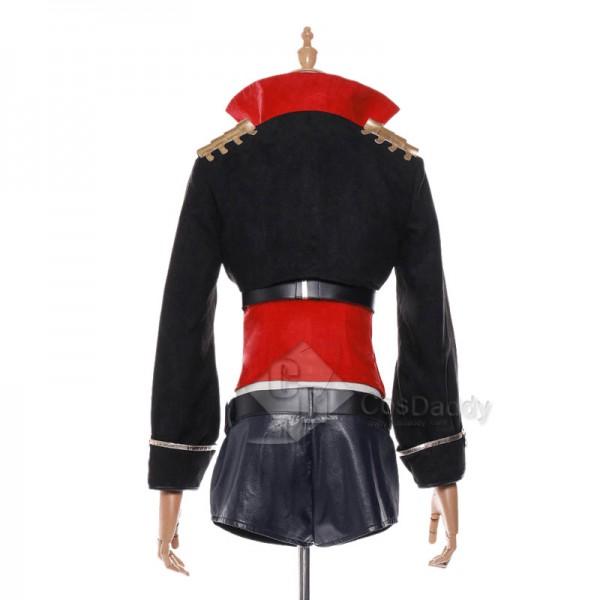 Azur Lane Jean Bart Cosplay Costume