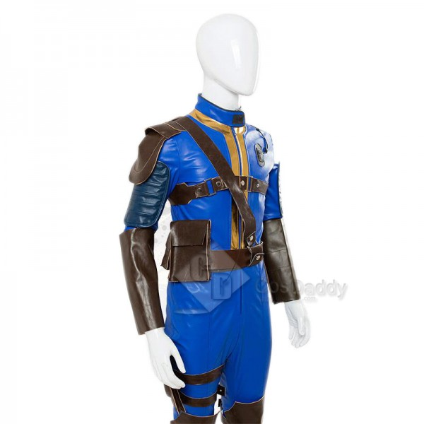 PS4 Game Fallout 4 76 Vault Cosaply Costume