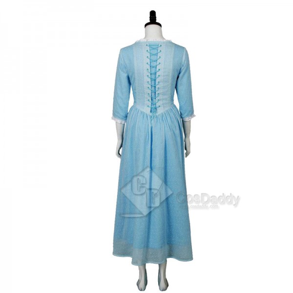 Pirates of the Caribbean 5 Dead Men Tell No Tales Salazar's Revenge Carina Smyth Cosplay Costume
