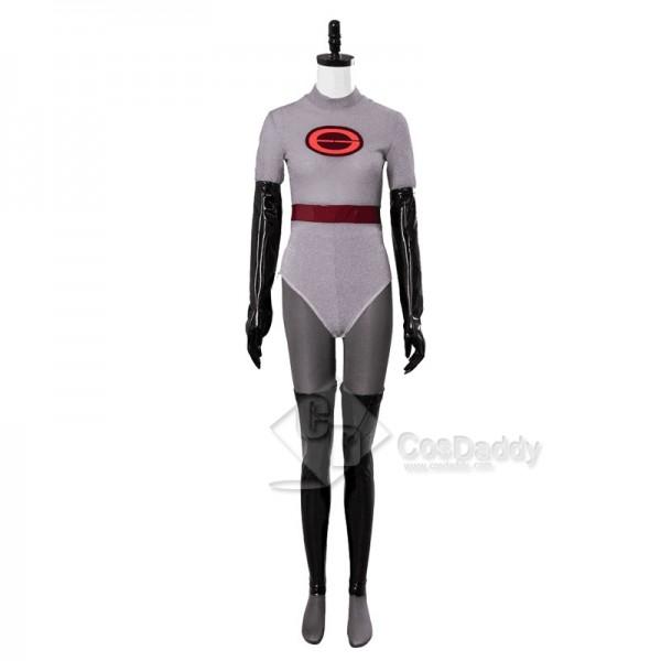 The Incredibles 2 Elastigirl Helen Parr Cosplay Costume