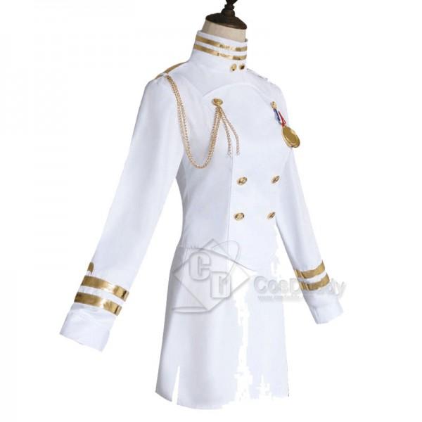 Azur Lane Takao and Atago Uniform Cosplay Costume