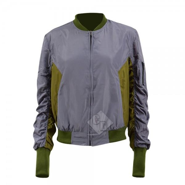 Ghost in the Shell Motoko Kusanagi Jacket Cosplay Costume