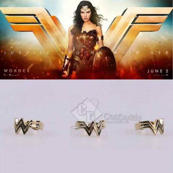 DC Wonder Woman Accessories Movie Props Zinc Alloy...