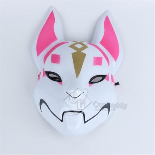 PS4 Game Fortnite Fox Drift Mask Full Face Mask