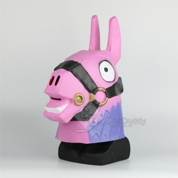 Fortnite Lama Rainbow Horse Head Mask