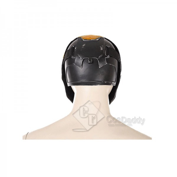 DC Comic Deathstroke Terminator Slade Joseph Wilson Helmet Mask
