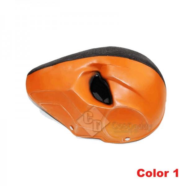 Deathstroke Terminator Slade Joseph Wilson Helmet Mask