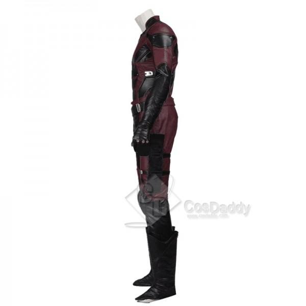 Marvel Daredevil Matt Murdock Cosplay Costume