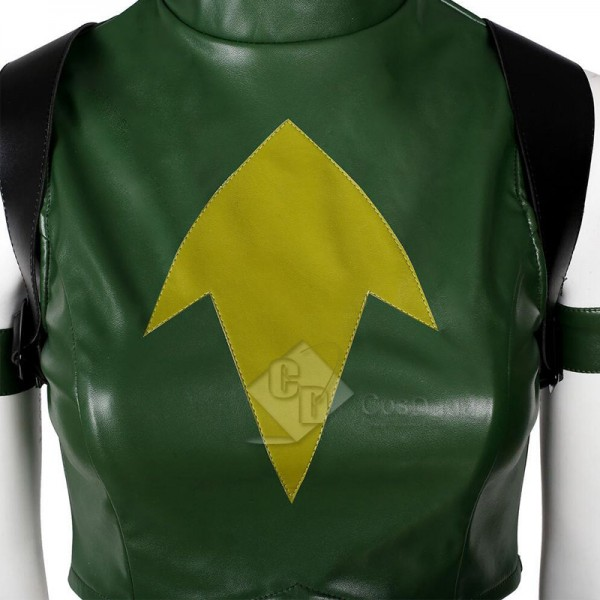 Young Justice Artemis Cosplay Costume