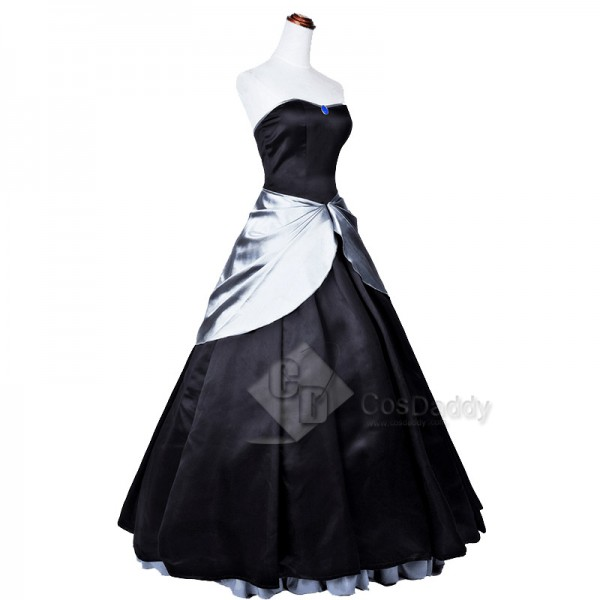 Super Mario Bowser Koopa Bowsette Koopa-hime Dress Party Cosplay costume