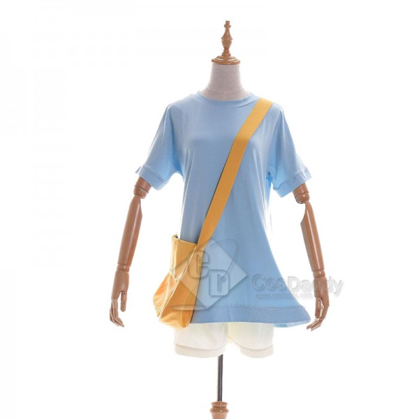 Cells At Work Platelet T-shirt Bag Cosplay Costume