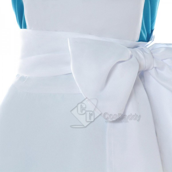 Sword Art Online Alicization Alice Maid Apron Dress Cosplay Costume