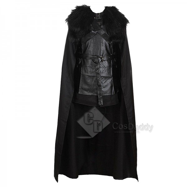 Game of Thrones 5 Jon Snow Cosplay Costume