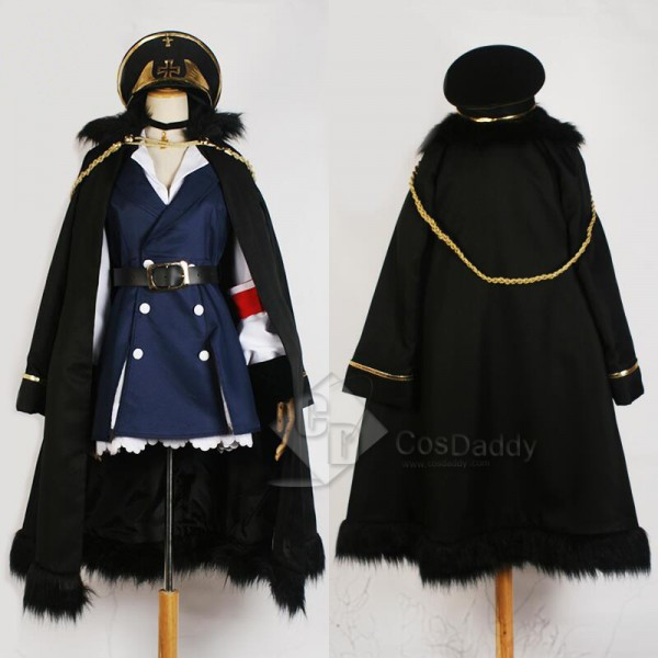 Girls' Frontline Kar98k Cosplay Costume