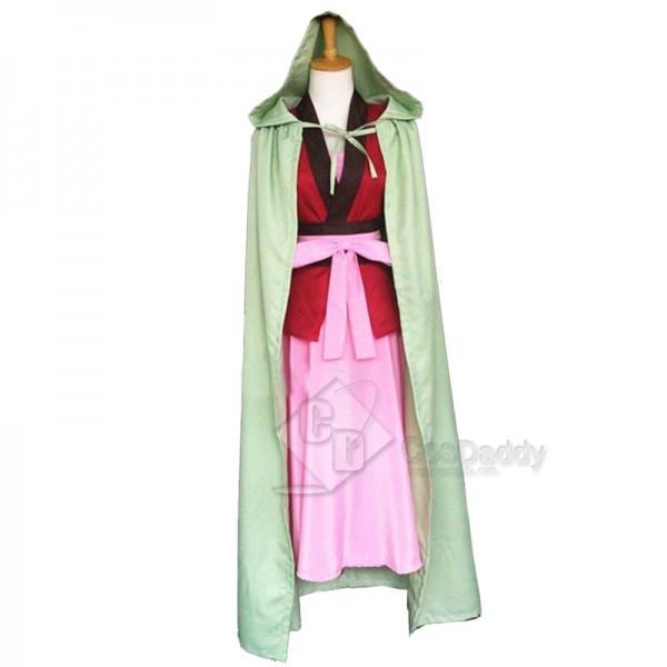 Yona of the Dawn Akatsuki no Yona Cosplay Costume