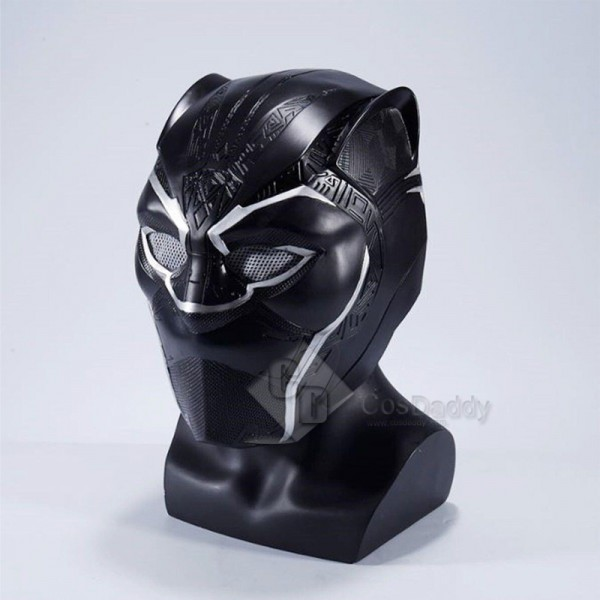 Black Panther Full Head Wade Cosplay Mask