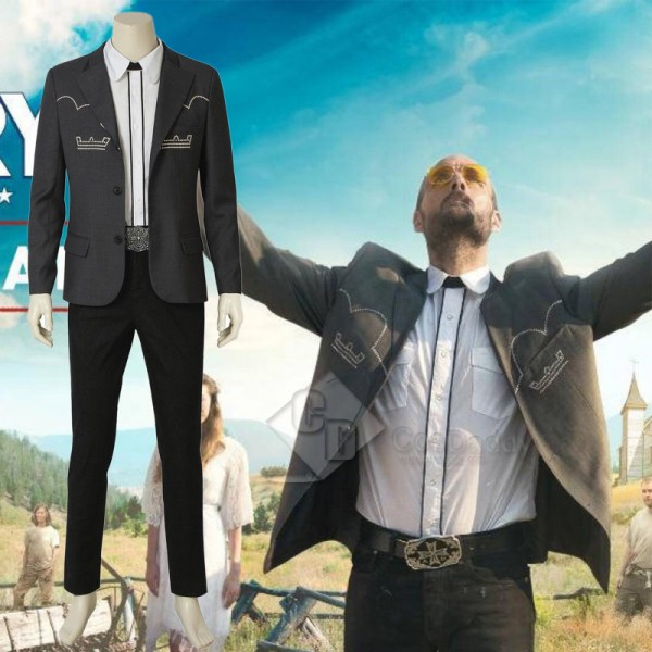 PS4 Game Far Cry 5 FARCRY5 Eden's Gate The Father ...