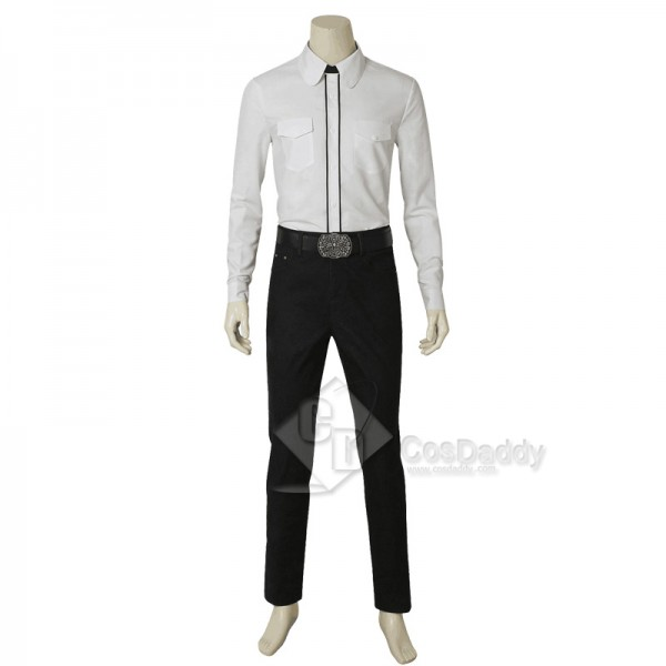 PS4 Game Far Cry 5 FARCRY5 Eden's Gate The Father Joseph Seed Cosplay Costume