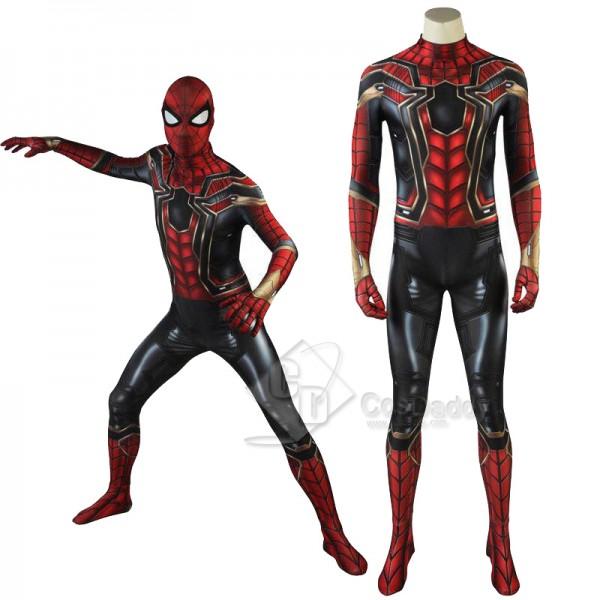 Avengers 3 Infinity War Spider-Man Peter Benjamin ...