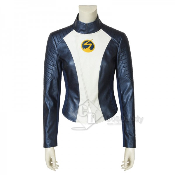 The Flash Season 5 Nora Allen Cosplay Costume