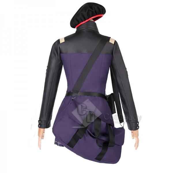 Girls Frontline HK416 Cosplay Costume