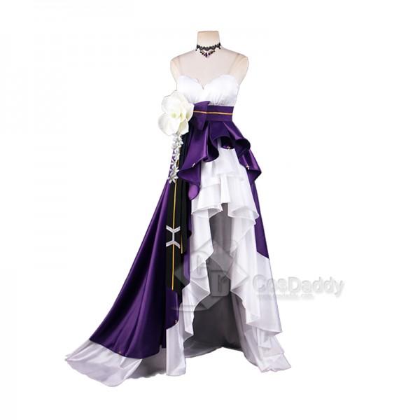 Girls Frontline hk416 Anniversary Dress Cosplay Costume