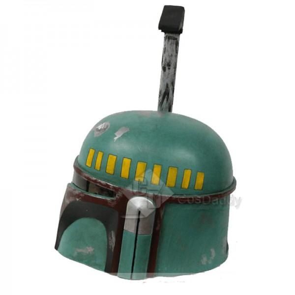 Star Wars Boba Fett Cosplay Helmet Mask