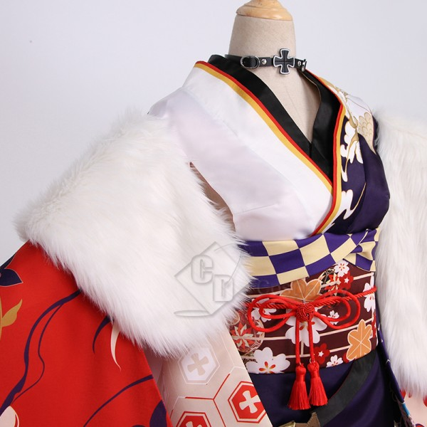Azur Lane Prinz Eugen Cosplay Costume
