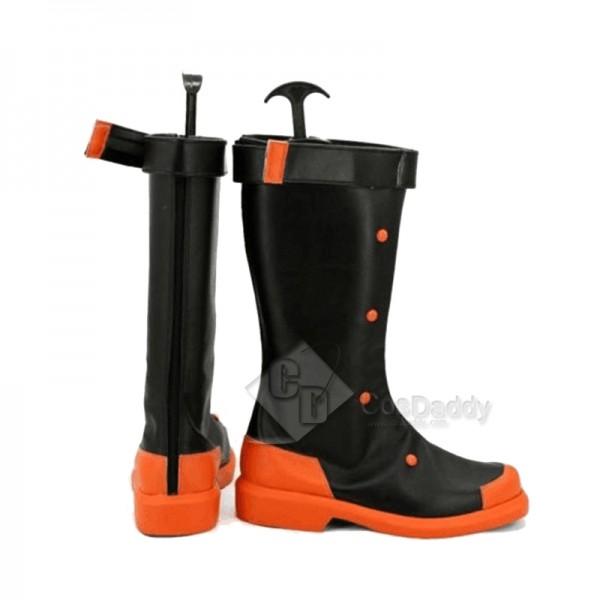 My Hero Academia Bakugou Katsuki Shoes Boots Cosplay Costume