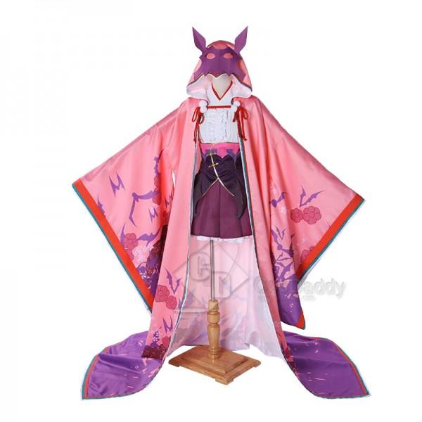 Fate Grand Order FGO Osakabehime Cosplay Costume