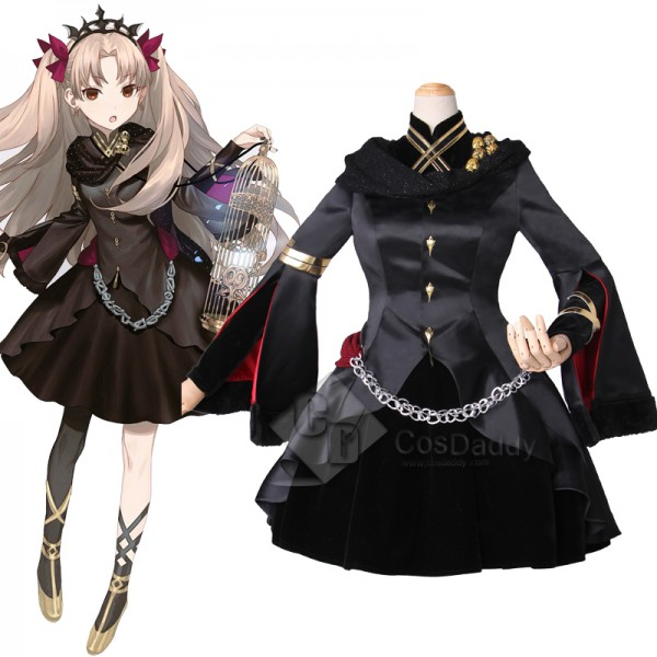 Fate Grand Order FGO Ereshkigal Cosplay Costume