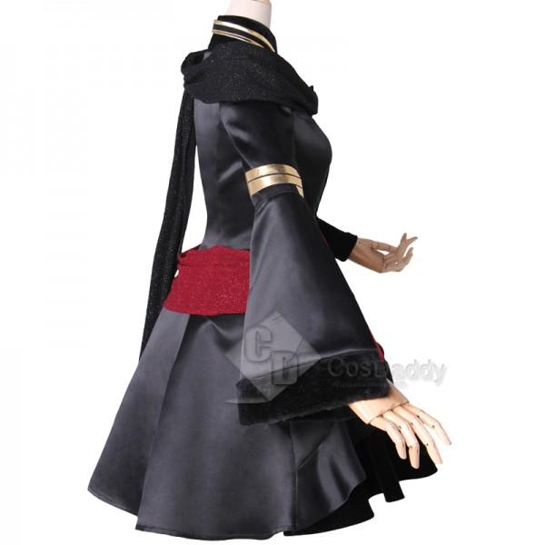 Fate Grand Order FGO Ereshkigal Cosplay Costume