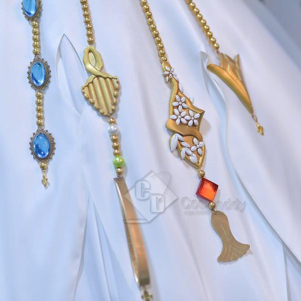 Fate Grand Order FGO Anastasia Nikolaevna Cosplay Costume