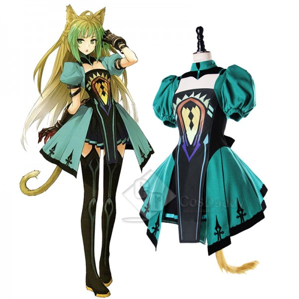 Fate Apocrypha Grand Order FGO Atalanta Cosplay Co...