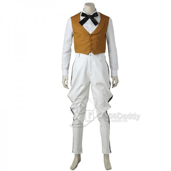Gotham Joker  Jerome Valeska Cosplay Costume