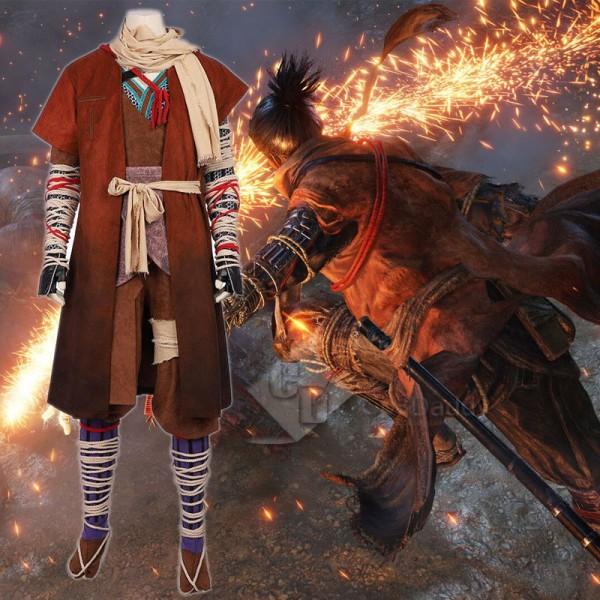 Sekiro: Shadows Die Twice Sekiro Cosplay Costume