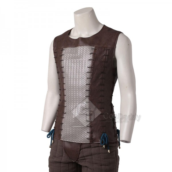 The Witcher 3: Wild Hunt The Witcher Geralt of Rivia Cosplay Costume