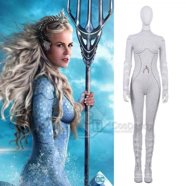 Aquaman (2018) Movie Nicole Kidman Queen Atlanna C...
