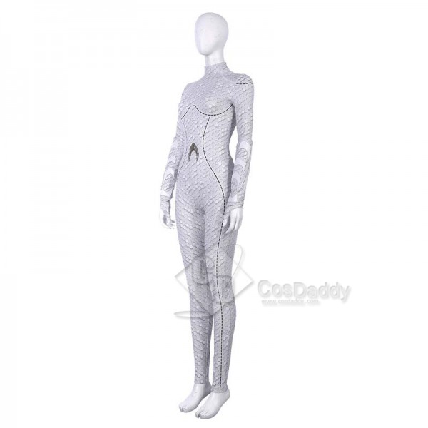 Aquaman (2018) Movie Nicole Kidman Queen Atlanna Cosplay Costume
