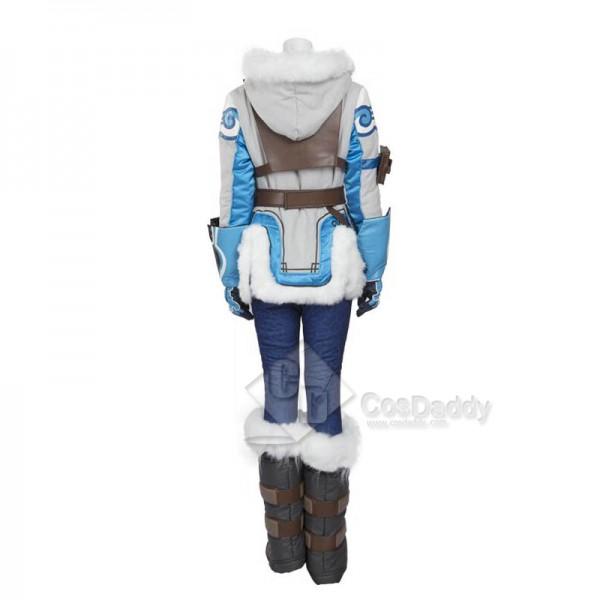 Overwatch OW Mei Cosplay Costume