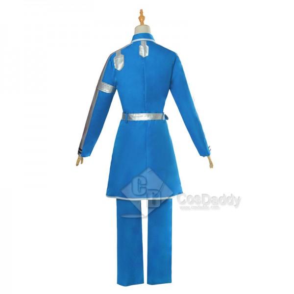 Sword Art Online Alicization Eugeo Cosplay Costume